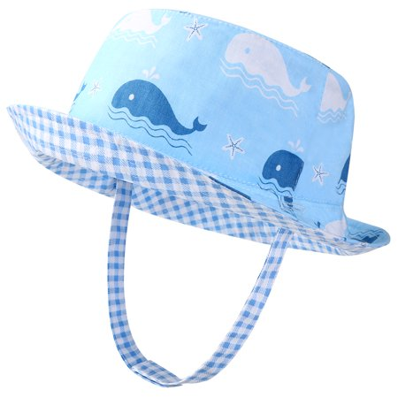 Vbiger UPF 50+ UV Ray Sun Protection Wide Brim Baby Sun Hat for Boys & Girls, 52cm - Chef Hats For Sale