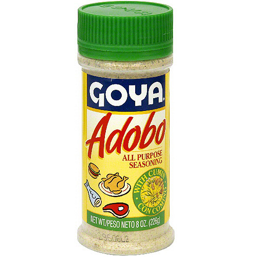 Goya Adobo With Cumin, 8 oz (Pack of 24)
