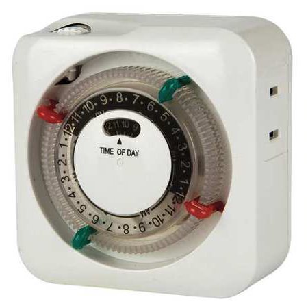 Lap Timer - Timer, Indoor Lamp and Appliance, 120V TORK SA011