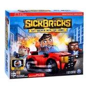 Sick Bricks Jack Justice Team Set