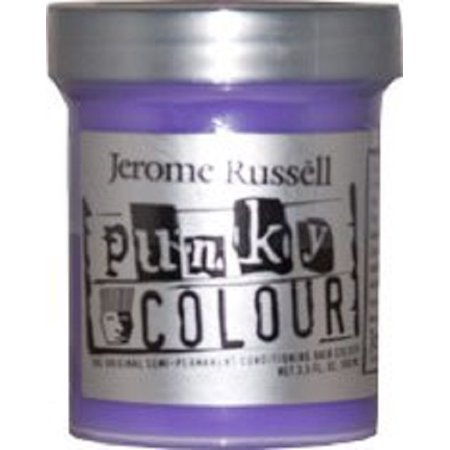 Jerome Russell Punky Hair Colour, Platinum Blonde Toner, 3.5 Oz](Trendy Punky)