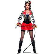 Sexy Circus Ring Master Mistress Women's Costume