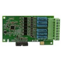 EATON DXG-EXT-6DI Input Option Card,0.5in.Dx4.2in.H