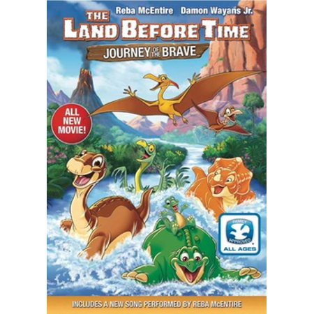 The Land Before Time: Journey of the Brave (DVD) (Angus Brave)