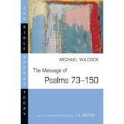 The Message of Psalms 73-150 - eBook