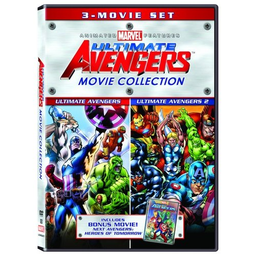 Ultimate Avengers Movie Collection (Widescreen)