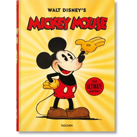 Walt Disney's Mickey Mouse. the Ultimate History : The Ultimate History (Daniels Mouse)
