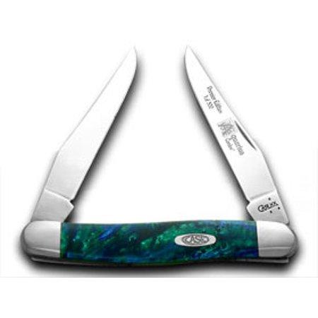 - CASE XX Aquarius Genuine Corelon 1/500 Muskrat Pocket Knife Knives