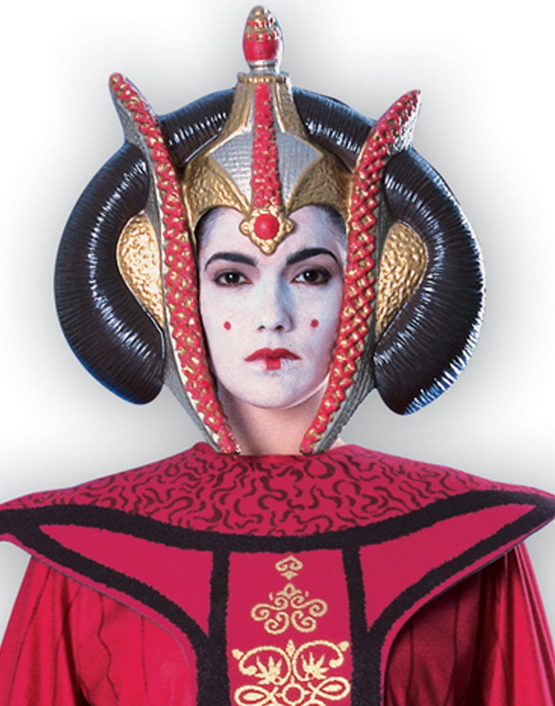 Womens Deluxe Queen Amidala Costume Walmartcom