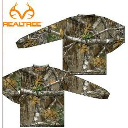 Mens Real Tree Camo Tee (Camouflage Oakleys)