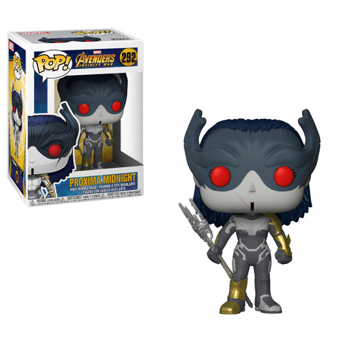 FUNKO POP! MARVEL: Avengers Infinity War - Proxima Midnight