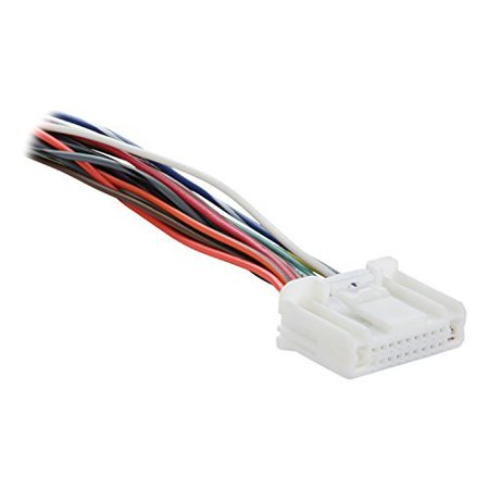 Pleasant Metra 71 7552 Radio Wiring Harness For Nissan 2007 Up Select Wiring Digital Resources Funapmognl