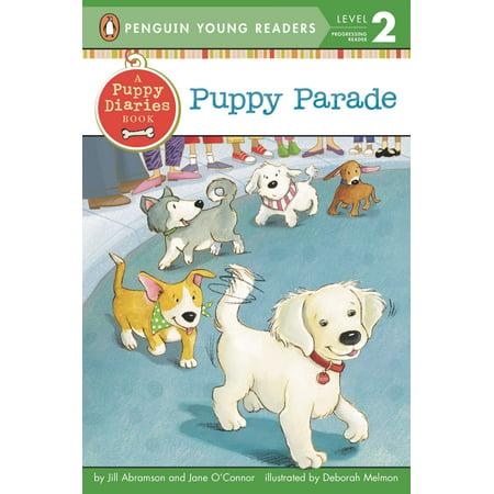 Puppy Parade - Reading Halloween Parade