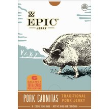 Jerky & Dried Meats: EPIC Traditional Jerky