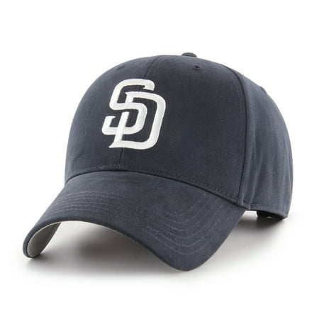 MLB San Diego Padres Basic Adjustable Cap/Hat by Fan Favorite San Diego Padres Team Store