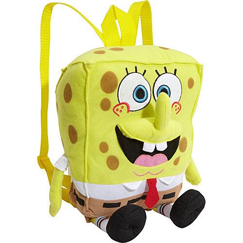 Nickelodeon SpongeBob Plush Backpack