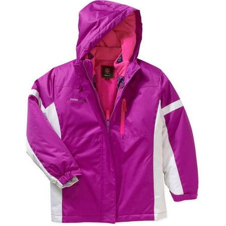 Girls 3 In 1 Coats Han Coats