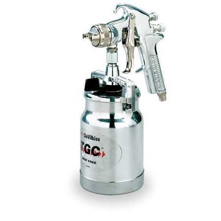 HVLP Spray Gun,Suction DEVILBISS JGA-660