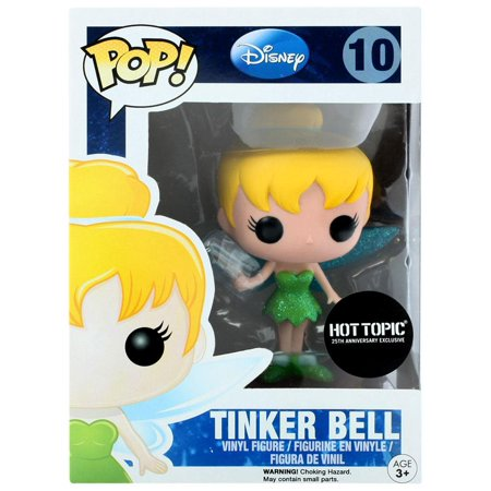 Disney Princess Funko POP! Disney Tinker Bell Vinyl Figure [Glitter Variant]