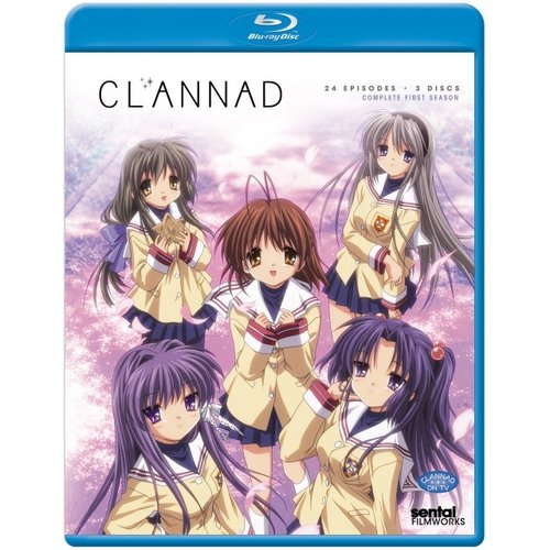 Clannad: Complete Collection (Blu-ray) (Widescreen)