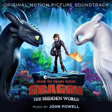 How To Train Your Dragon: The Hidden World (Girl With The Dragon Tattoo Soundtrack Vinyl)