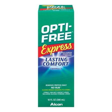 Alcon Opti-Free Express Aucune Rub