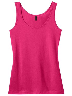 ea14cf7981500 Free shipping on orders over  35. Free pickup. Product Image District Made  Women s Fashionable Scoop Neck Tank Top