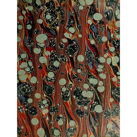 Portfolio of original designs of ornamental iron work 1867-1 Canvas Art -  (24 x 36)
