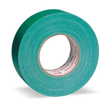 Duct Tape,48mm x 55m,11 mil,Green NASHUA 398