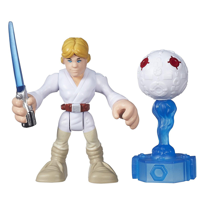 Heroes Galactic Heroes Star Wars Luke SkywalkerPractice with Jedi training remote By... by