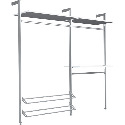 Space Pro Relax 88''W Closet System