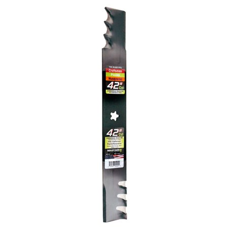 MaxPower 331713X Commercial Mulching Blade for 42