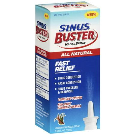 Cold & Sinus Blaster