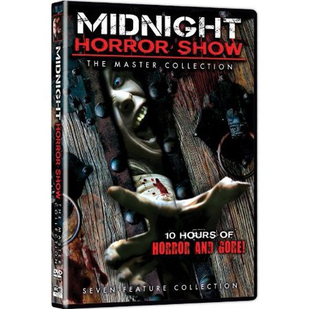 Midnight Horror Show: The Master Collection (Midnight Syndicate Halloween Music Collection)
