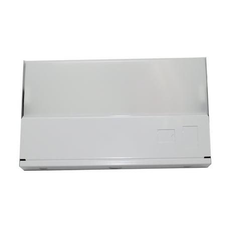 T5 Low Profile Strip Light (Crescent Lighting SLP108ES Low Profile Under Cabinet Light Fixture, SL/SLP Series, SlimLyte, T5, 120V, 12-Inch )