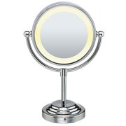 Conair Illumina 2 Side Lighted Make Up Mirror Walmart Com