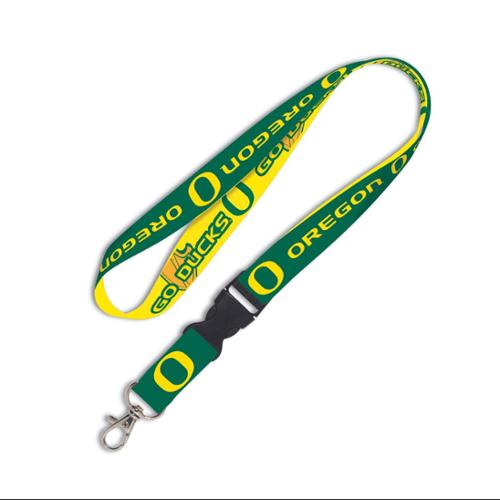 Oregon Ducks Official NCAA 20 inch  Lanyard Key Chain Keychain by Wincraft