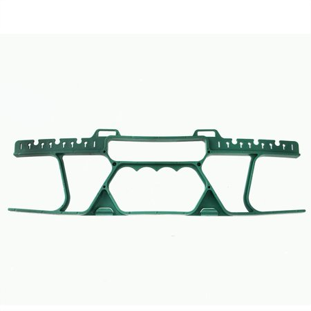 Dyno Light String Storage Wrap with Spare Bulb Storage and Plug Slots - Green