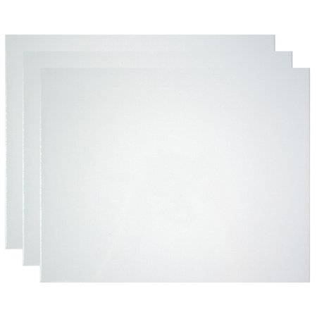 Art Advantage 9x12 Canvas Board 3 pack