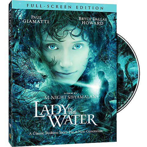 LADY IN THE WATER [DVD] [FULL FRAME EDITION]