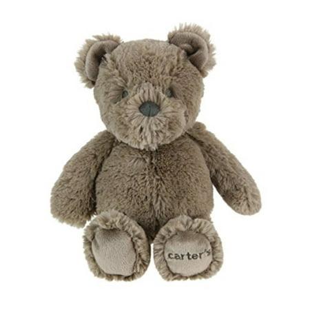 Carters Bear Beanbag Plush