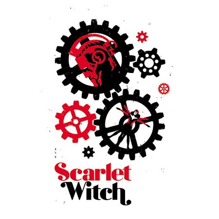 Scarlet Witch, Volume 3: The Final Hex (Paperback) -  Marvel Comics