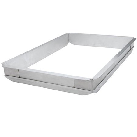 Half Sheet Pan (Winware by Winco Aluminum Sheet / Bun Pan Extender 2