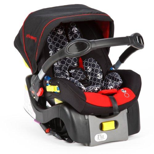 The First Years Via Infant Car Seat, Disney Minnie Multi-Colored