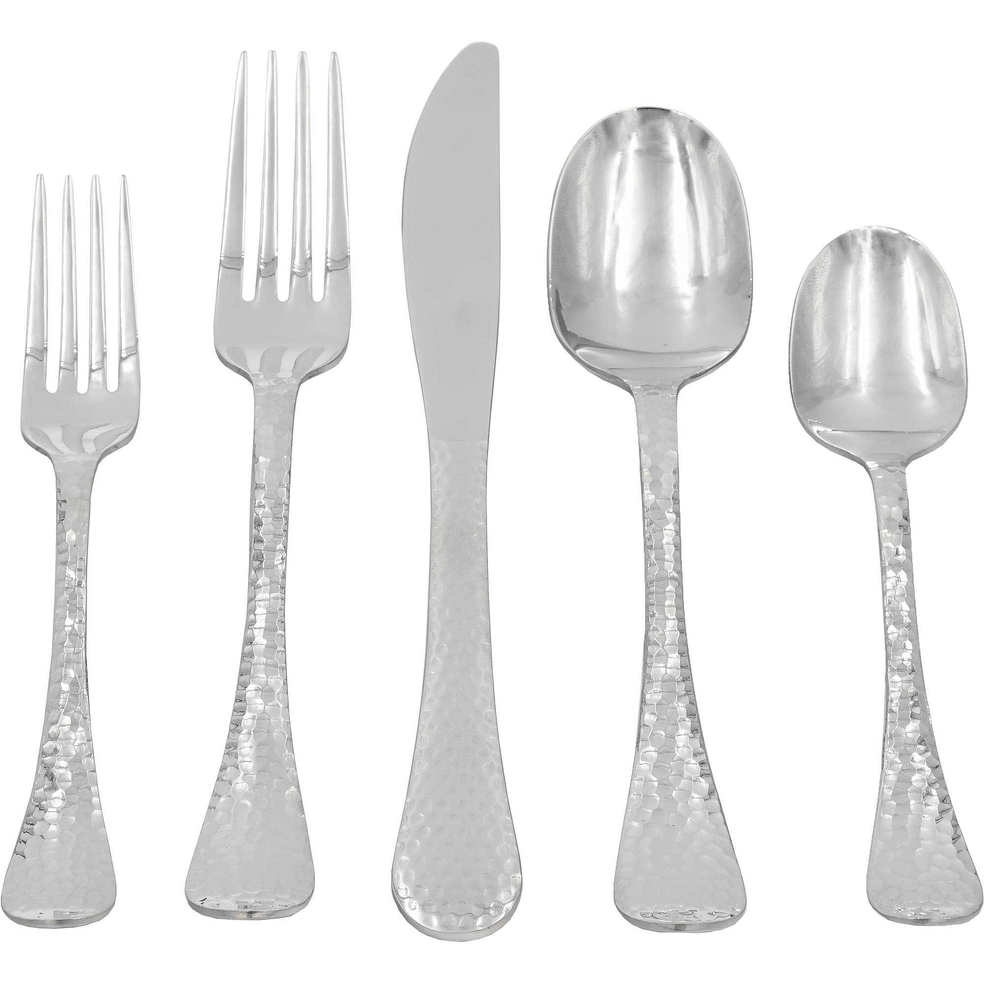 Mainstays 20 Piece Winfield Flatware Set