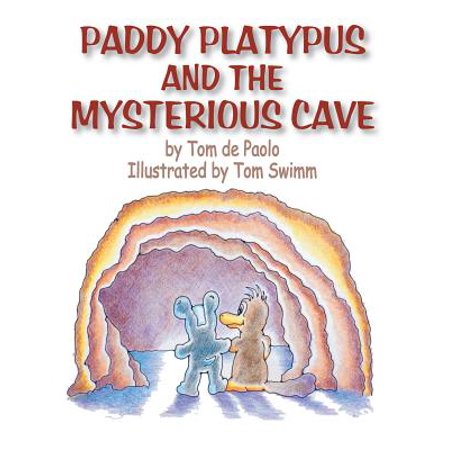 Platypus Bottle (Paddy Platypus and the Mysterious Cave - eBook)