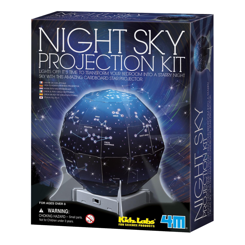 4M KidzLabs Create A Night Sky Projection Kit