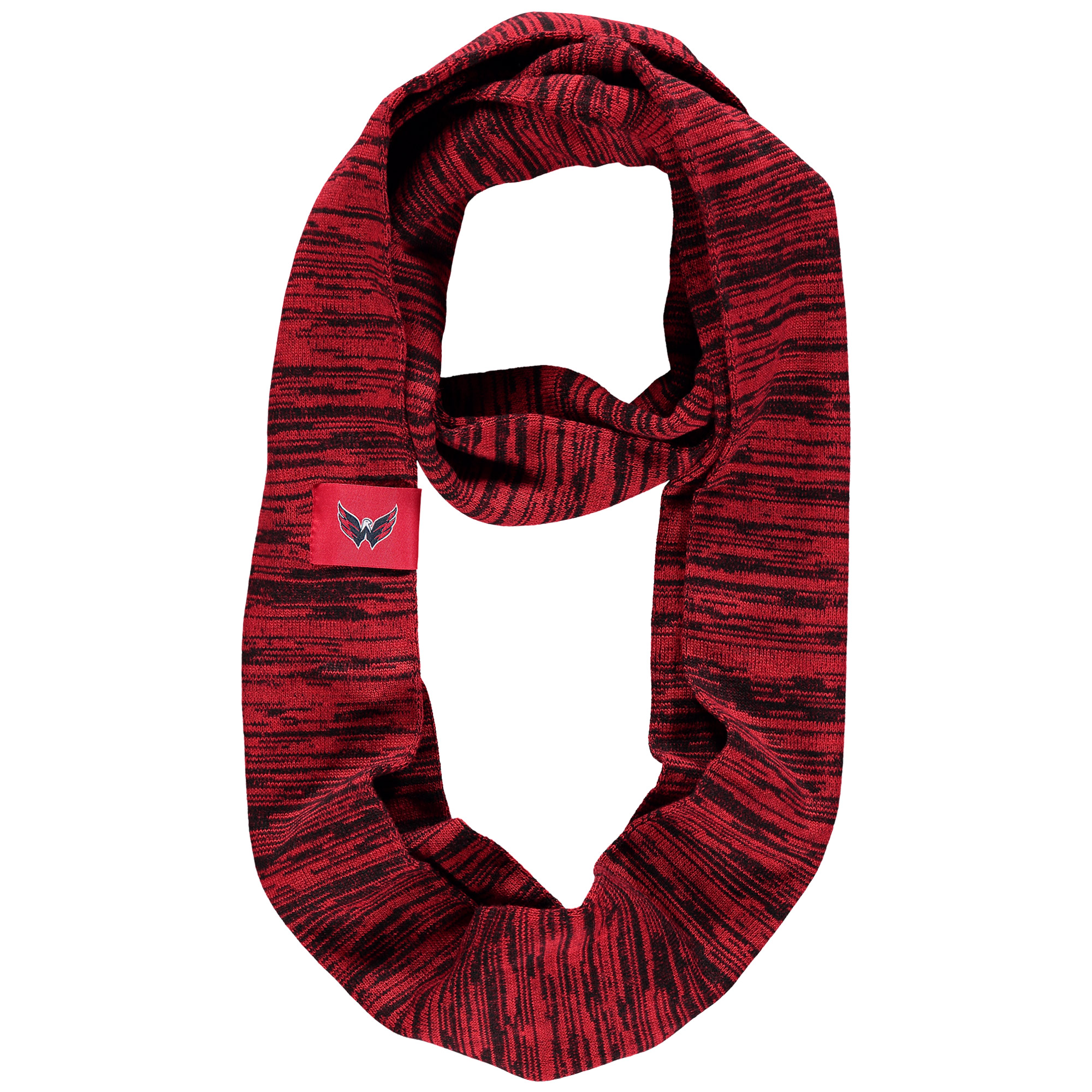 Washington Capitals Colorblend Infinity Scarf - Navy - No Size