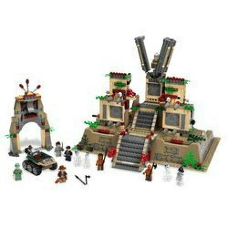 LEGO Indiana Jones Temple of the Crystal Skull (Lego Indiana Jones Last Crusade Level 1)