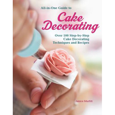 All-In-One Guide to Cake Decorating: Over 100 Step-By-Step Cake Decorating Techniques and - Sainsburys Halloween Cake Recipe